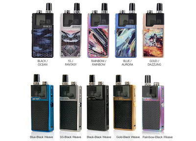 Lost Vape Orion Q Kit is clearance