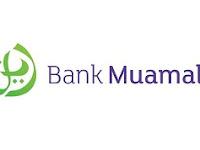 Lowongan Kerja Bank Muamalat April 2021