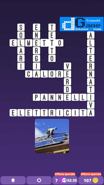 Soluzioni One Clue Crossword livello 26 schemi finale (Cruciverba illustrato)  | Parole e foto