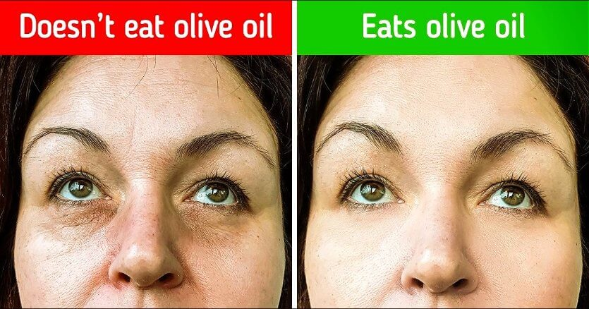 eating-olive-oil