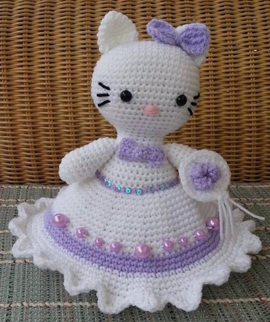 Häkelfieber Austria: Hello Kitty \'Viktorianisches Brautpaar\'