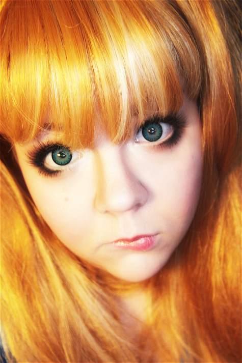 I Makeup: Makeup Your Jangsara: Tutorial: I, Doll-eyes
