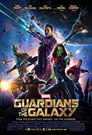 Guardians of the Galaxy 2014 Dual Audio 1080p BluRay