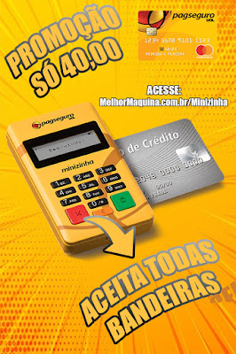 minizinha promoção de 40 reais