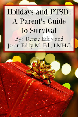 Book:  Holidays and PTSD:  A Parent's Survival Guide