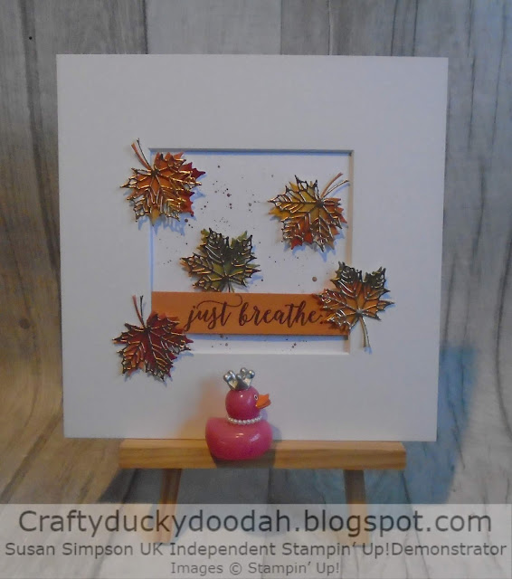 Review of Craftyduckydoodah!, Susan Simpson UK Independent Stampin' Up! Demonstrator, Review of 2019 Part 4, Supplies available 24/7 from my online store,