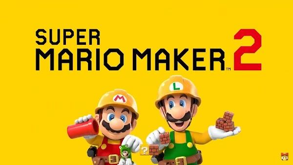 Nintendo mengumumkan Super Mario Maker 2, datang pada Juni 2019