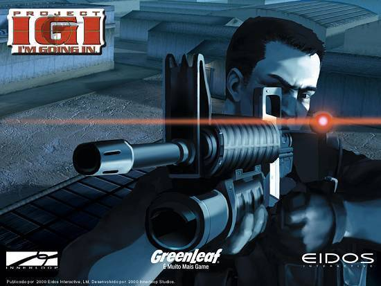 Project IGI Full PC Game Highly Compressed