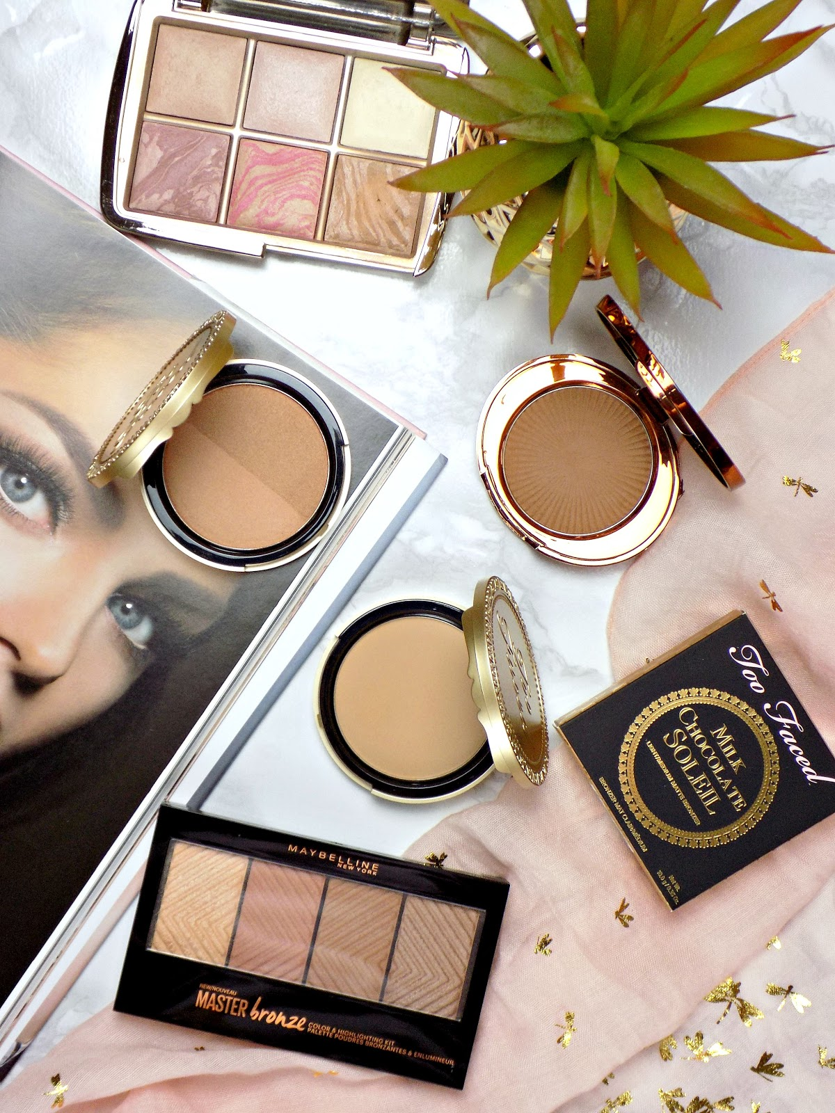 Best bronzers for Summer, Too Faced Chocolate Soleil Bronzer, Too Faced Sun Bunny