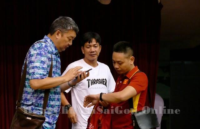 HLV Li Huan Ning tiếp tục dẫn dắt ĐTQG nam