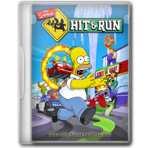 Los Simpsons Hit & Run Full Español