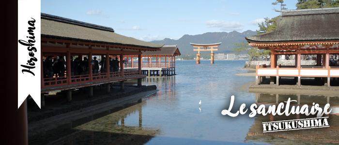 Le sanctuaire Itsukushima