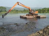 Pendangkalan Sungai Sebabkan Air Waduk Jatiluhur Tidak Tersalurkan Maksimal