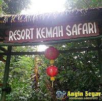 resort kemah safari puncak