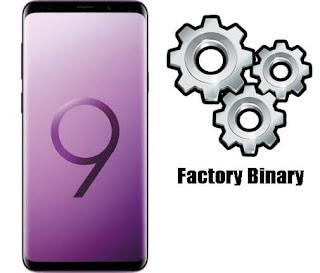 روم كومبنيشن Samsung Galaxy S9 SM-G960W