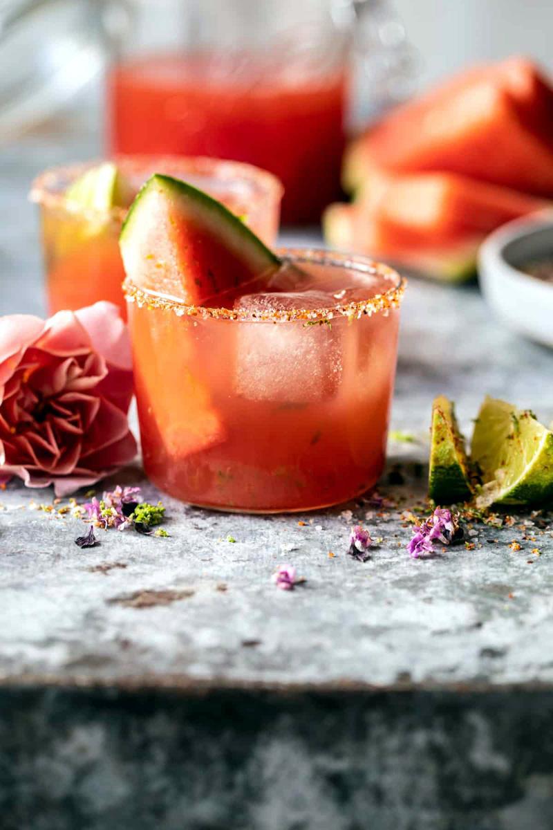 Watermelon Rosè Paloma