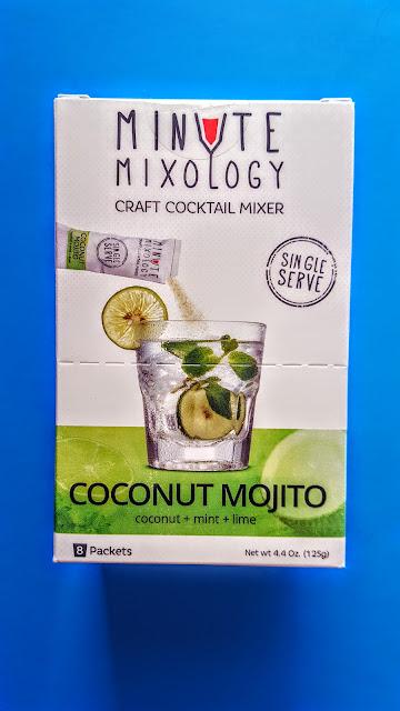 minute mixology craft cocktail mixer