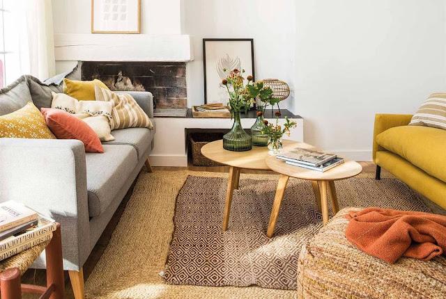 combinar-alfombras-salon