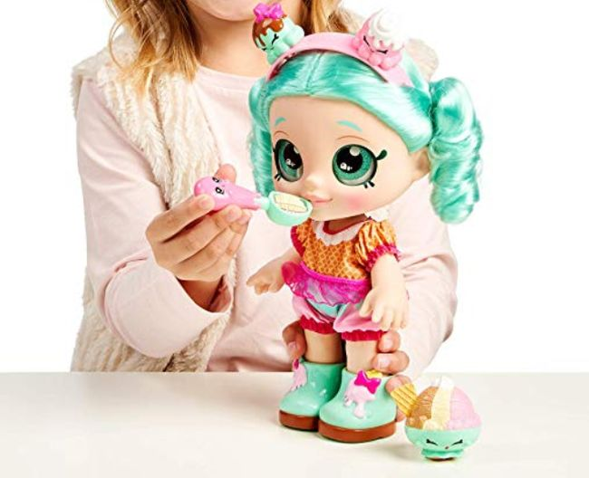 Peppa-Mint toddler doll