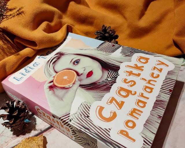 Wydawnictwo Psychoskok: Lidia Tasarz - Cząstka Pomarańczy