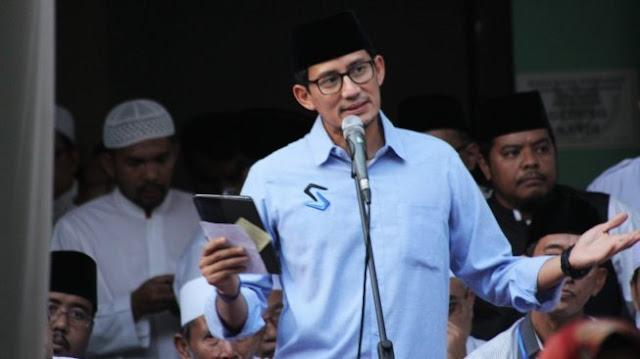 Sandiaga Uno Puji Ketua MK Anwar Usman: Pernyataannya Getarkan Hati