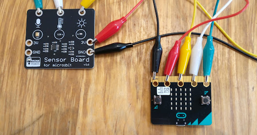MonkMakes boards for the micro:bit