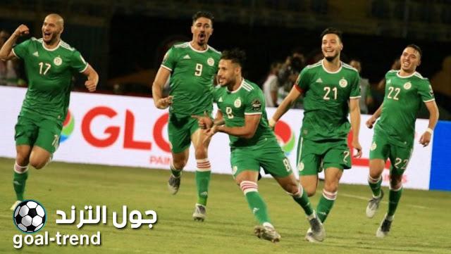 نتيجة مواجهة الجزائر وساحل العاج في كأس أمم افريقيا