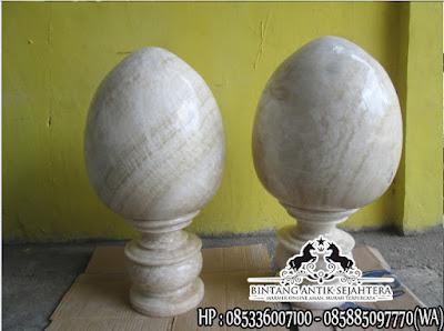 Kap Lampu Antik, Jual Kap Lampu Onyx, Souvenir Marmer