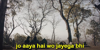 Jo aaya hai wo jayega bhi   pankaj tripathi as kaleen bhaiya    Mirzapur 2 Meme Templates (from Mirzapur 2 trailer)