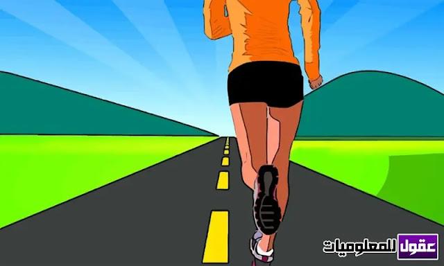 أفضل 10 برامج لحساب مسافة الجري والمشي والسعرات الحرارية للاندرويد