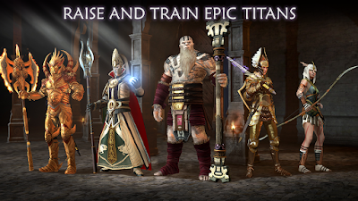Dawn of Titans Mod Apk v1.15.1 Unlimited Free Android