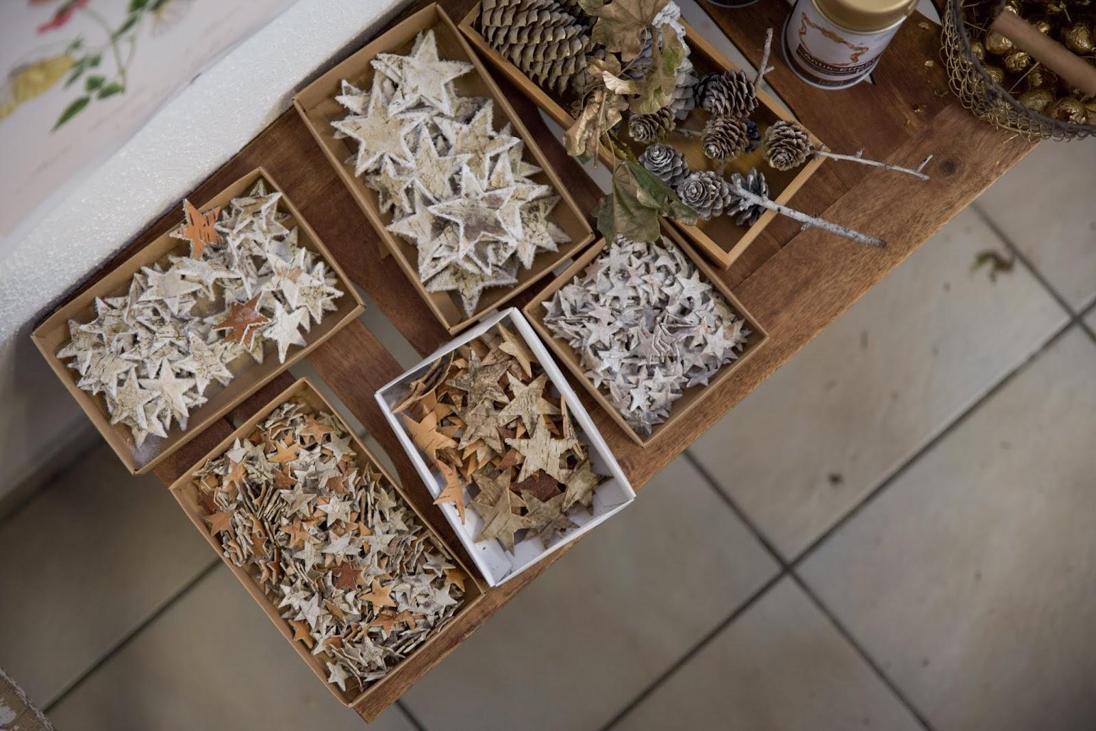 Workshop Räume Kreativ Atelier Interior mit WENKO Box Terra aus Bambus zur Aufbewahrung Einrichtung Dekoideen kreativ gestalten