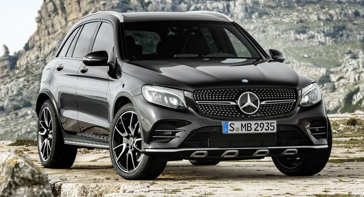 new mercedes amg glc 43 4matic with 362hp twin turbo v6. Black Bedroom Furniture Sets. Home Design Ideas