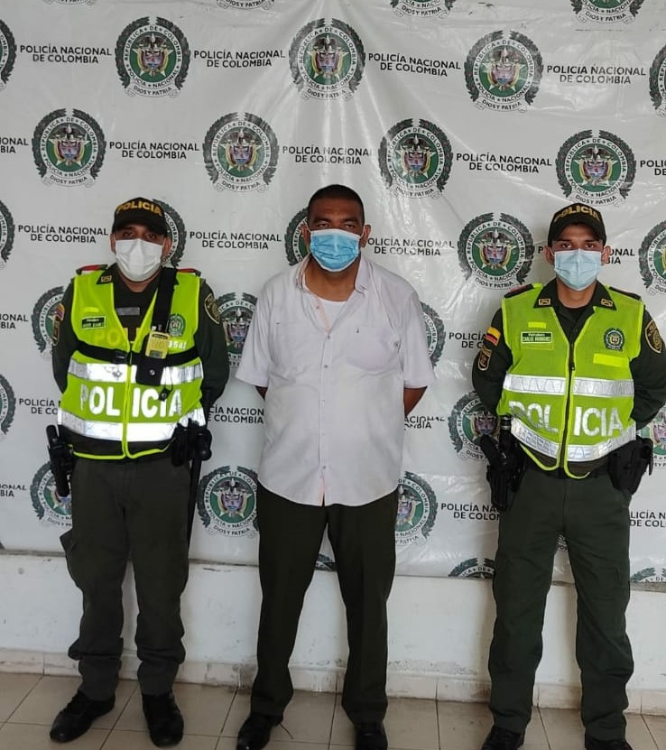https://www.notasrosas.com/Por simular ser funcionario de la Sijín, fue capturado en Valledupar por la Policía Cesar