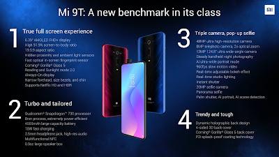 Xiaomi MI 9T launched in Malaysia