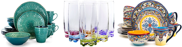 3 Kitchenwares Crockery: Buy Tableware at Best Prices on Amazon|| Ceramic, Glass, and Stonewares||