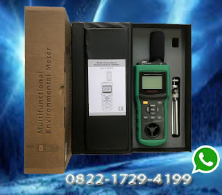 Environment Tester MASTECH MS6300 ( 5 In 1 )
