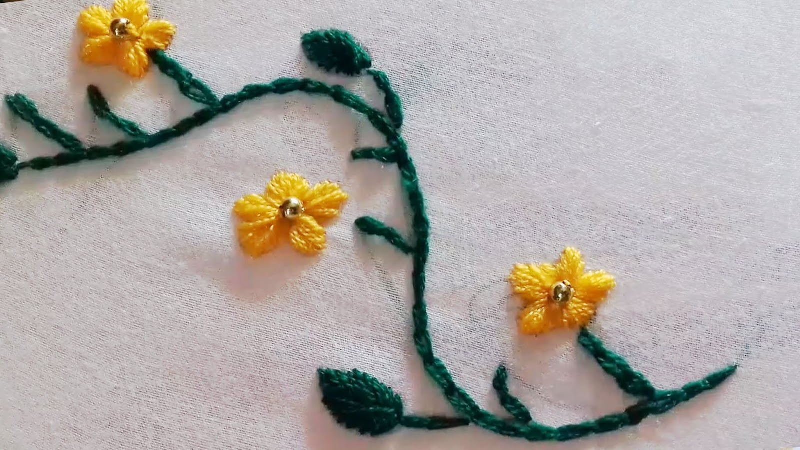 Hand Embroidery Flower Border Hand Embroidery Designs Beautiful Hand Embroidery Designs Best Tutorials