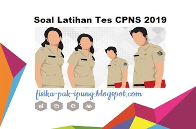 Latihan Soal CPNS P3K 2019 dan Pembahasannya