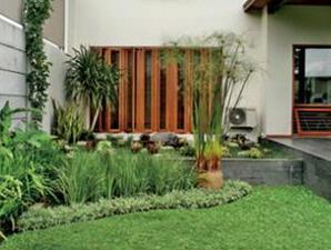 Memperindah Rumah Minimalis Dengan Menghadirkan Taman Di