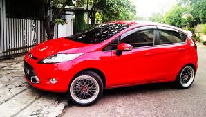 modifikasi ford fiesta sporty