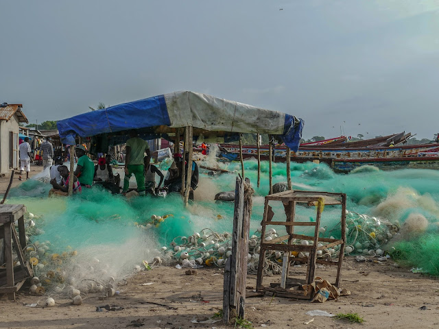 Tanji Fish Market