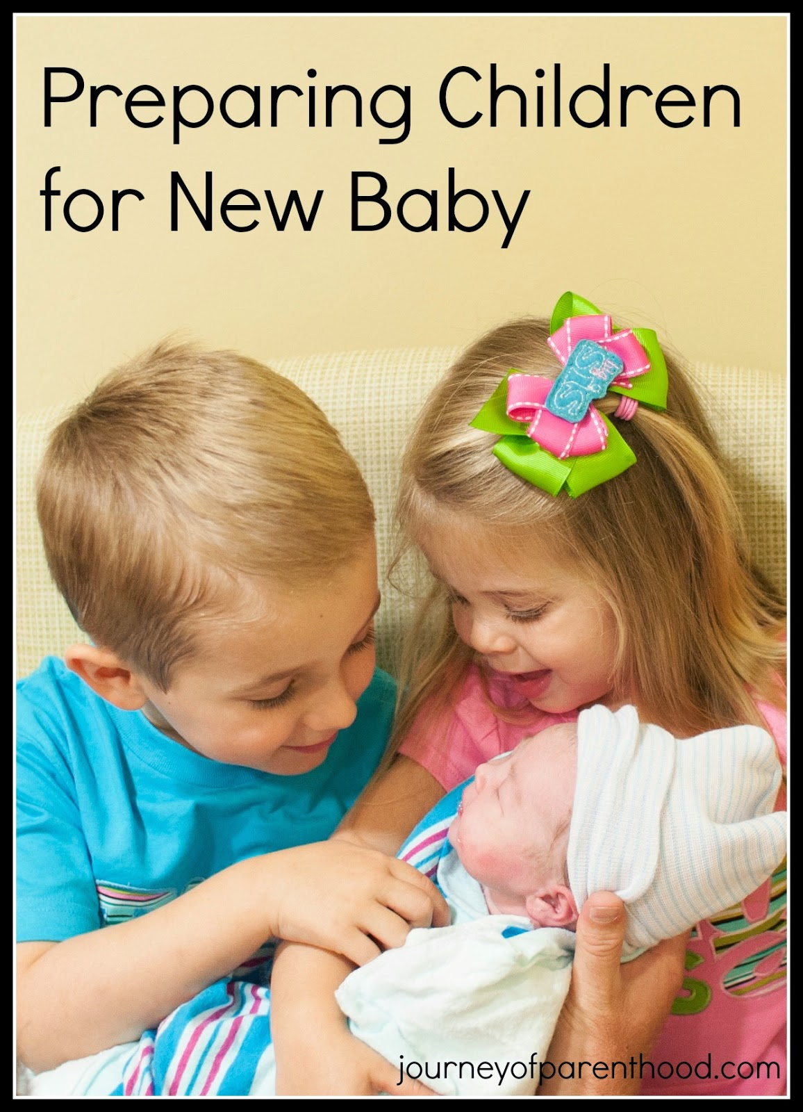 Preparing Children for New Baby