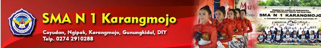 SMAN 1 Karangmojo