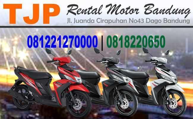 Mencari Rental motor matic Bdg terdekat Jl. Sersan Bajuri