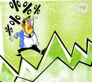 Sensex Nifty Slumped, Commodity Market on Flat Note