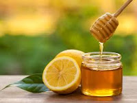 honey for face glow in hindi