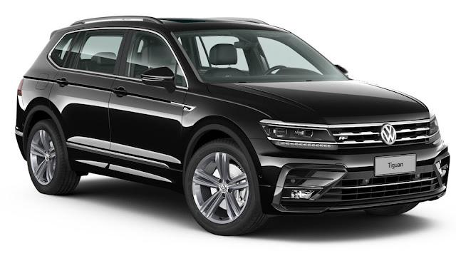 VW Tiguan R-Line 2019 - Preço