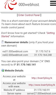 How to Setup Freenom .tk .cf Domain to 000Webhost.com