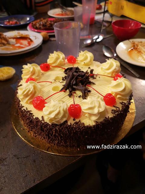 Tempat sambut hari lahir di Shah Alam, Tempat celebrate birthday di Shah Alam